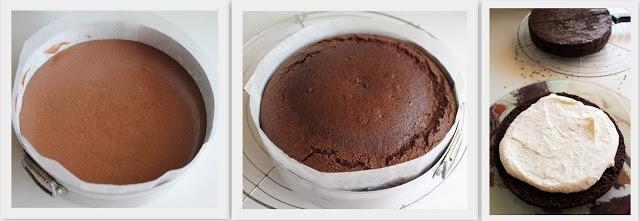 Torta Kinder senza glutine - La Cassata Celiaca