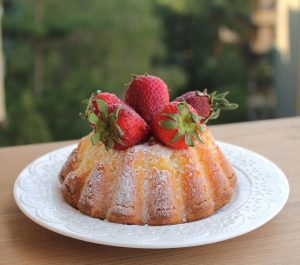 Gâteau Mathilda sans gluten - La Cassata Celiaca