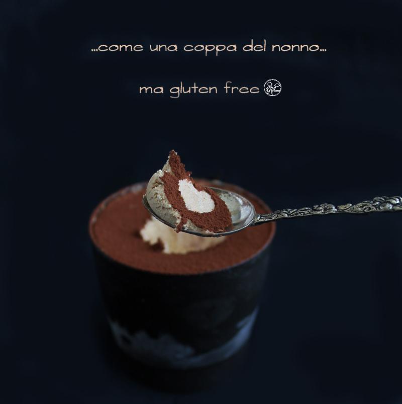 Coppa del nonno senza glutine - La Cassata Celiaca