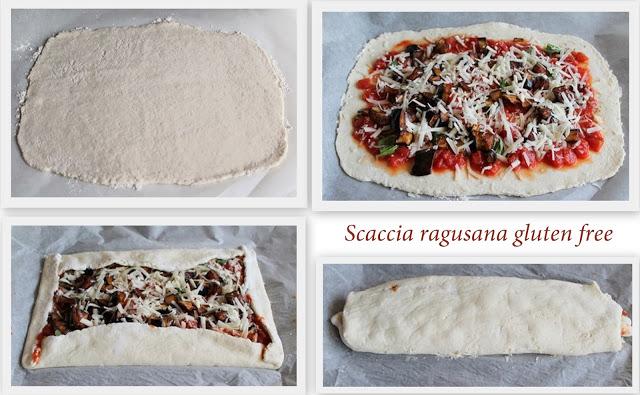 Scaccia ragusana senza glutine per Nutrichef - La Cassata Celiaca