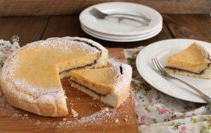 Crostata con ricotta e zucca senza glutine - La Cassata Celiaca