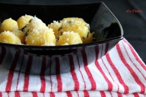 Gnocchi di patate allo zafferano (la videoricetta)