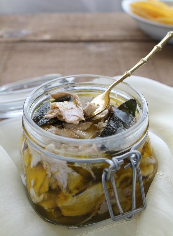 Thon de lapin - La Cassata Celiaca