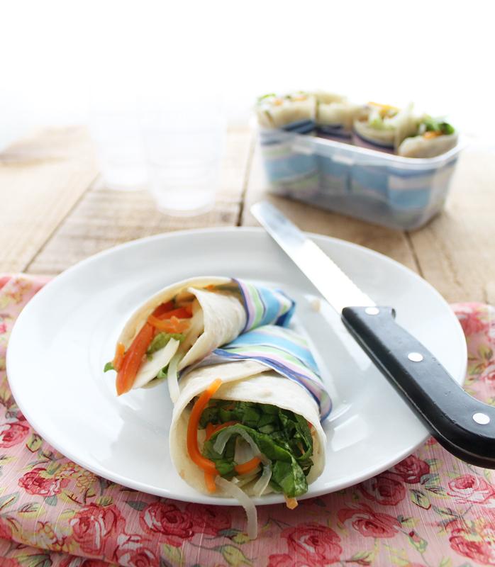 Wrap, street food senza glutine - La Cassata Celiaca