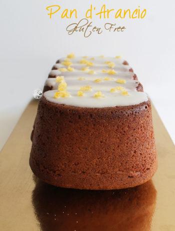 Cake à l'orange sans gluten - La Cassata Celiaca