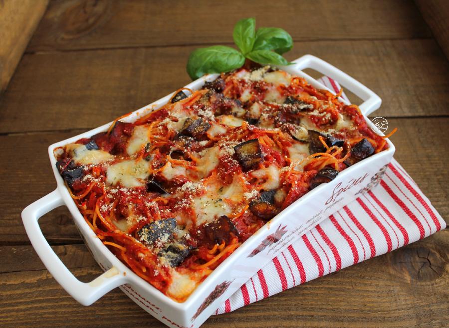 Spaghetti alla caporalessa senza glutine - La Cassata Celiaca