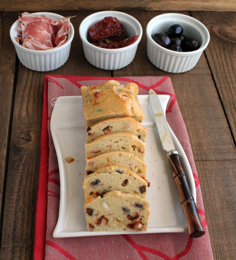Cake salato senza glutine - La Cassata Celiaca