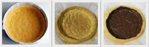 Tarte avec crème et fruits de bois sans gluten - La Cassata