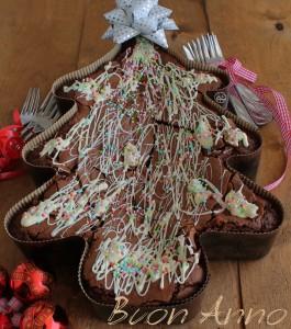 Brownie Tree Gluten Free - La Cassata Celiaca
