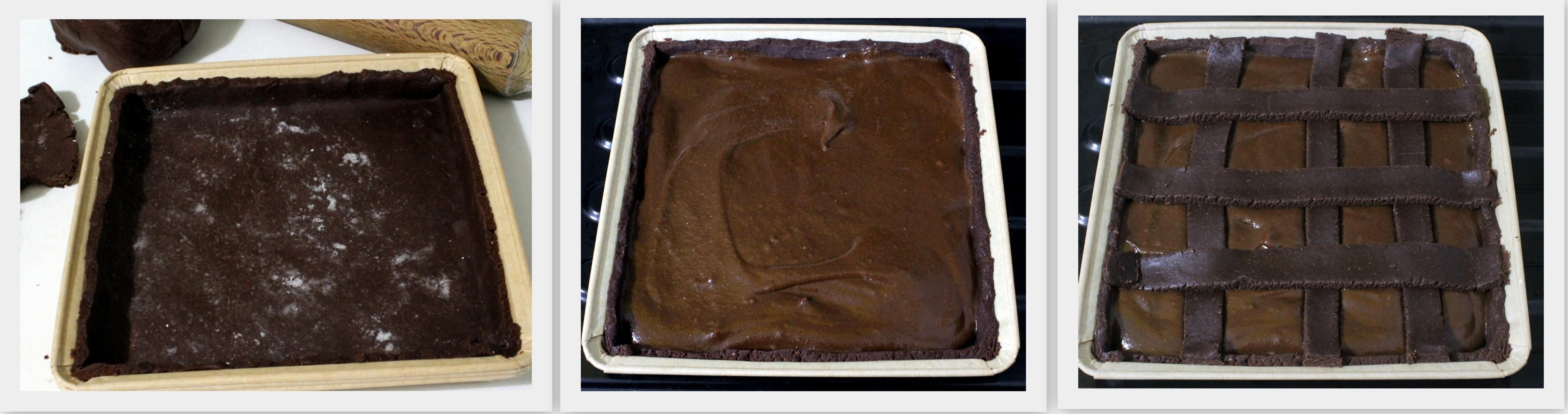 Tarte au chocolat de Knam sans gluten