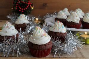 Cupcakes au chocolat et café sans gluten - La Cassata