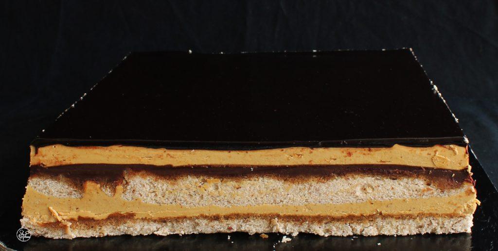 Torta Opéra senza glutine: la video ricetta - La Cassata Celiaca