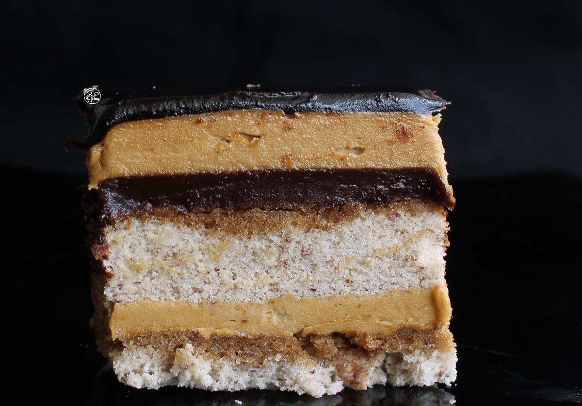 Opéra sans gluten: la vidéo recette - La Cassata
