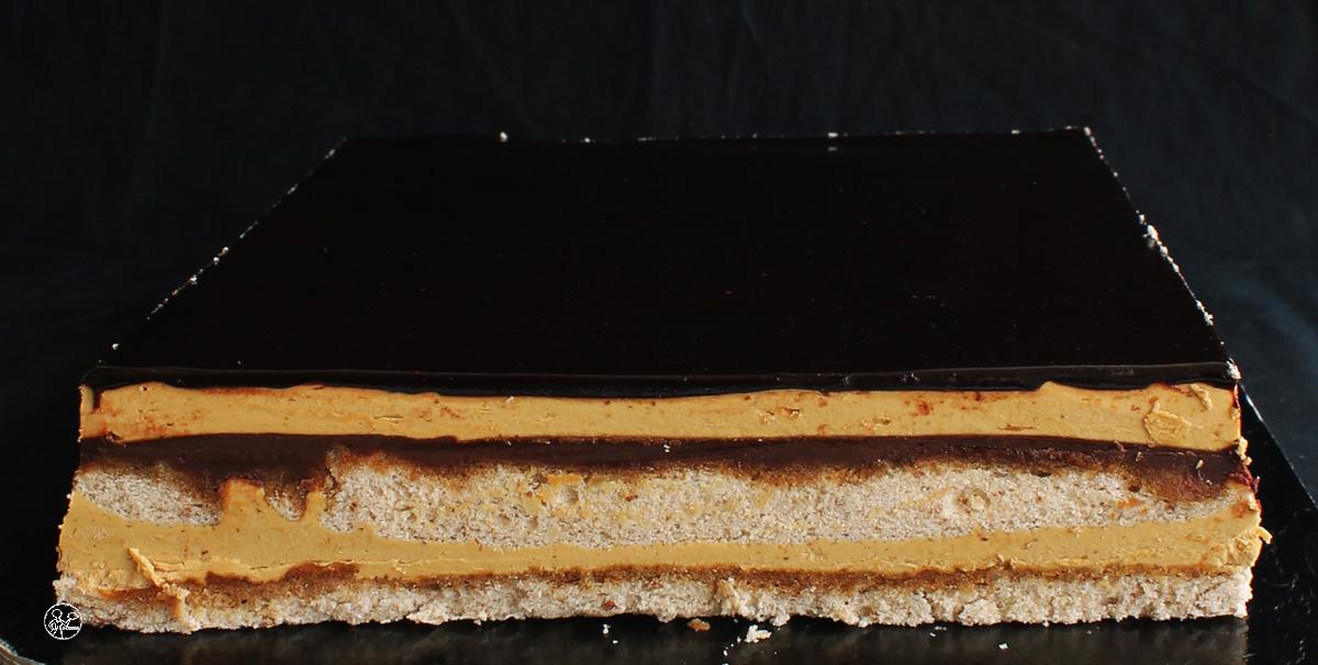 Opéra sans gluten: la vidéo recette - La Cassata Celiaca