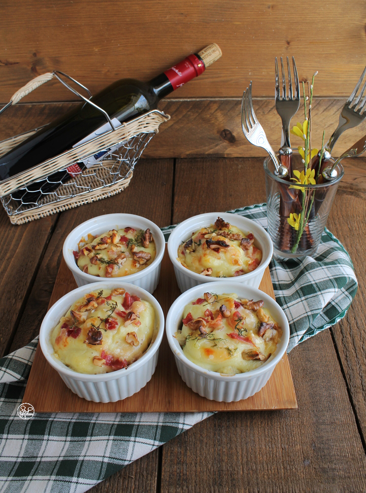 Gratin de chou-fleur sans gluten - La Cassata Celiaca