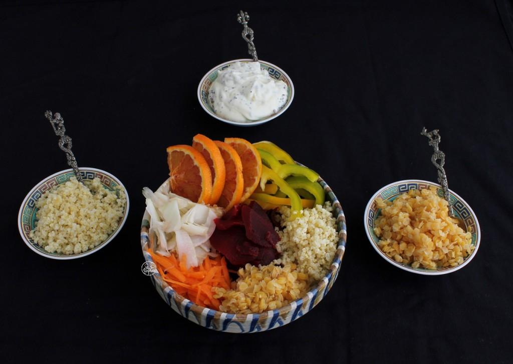 Buddha Bowl gluten free - La cassata celiaca