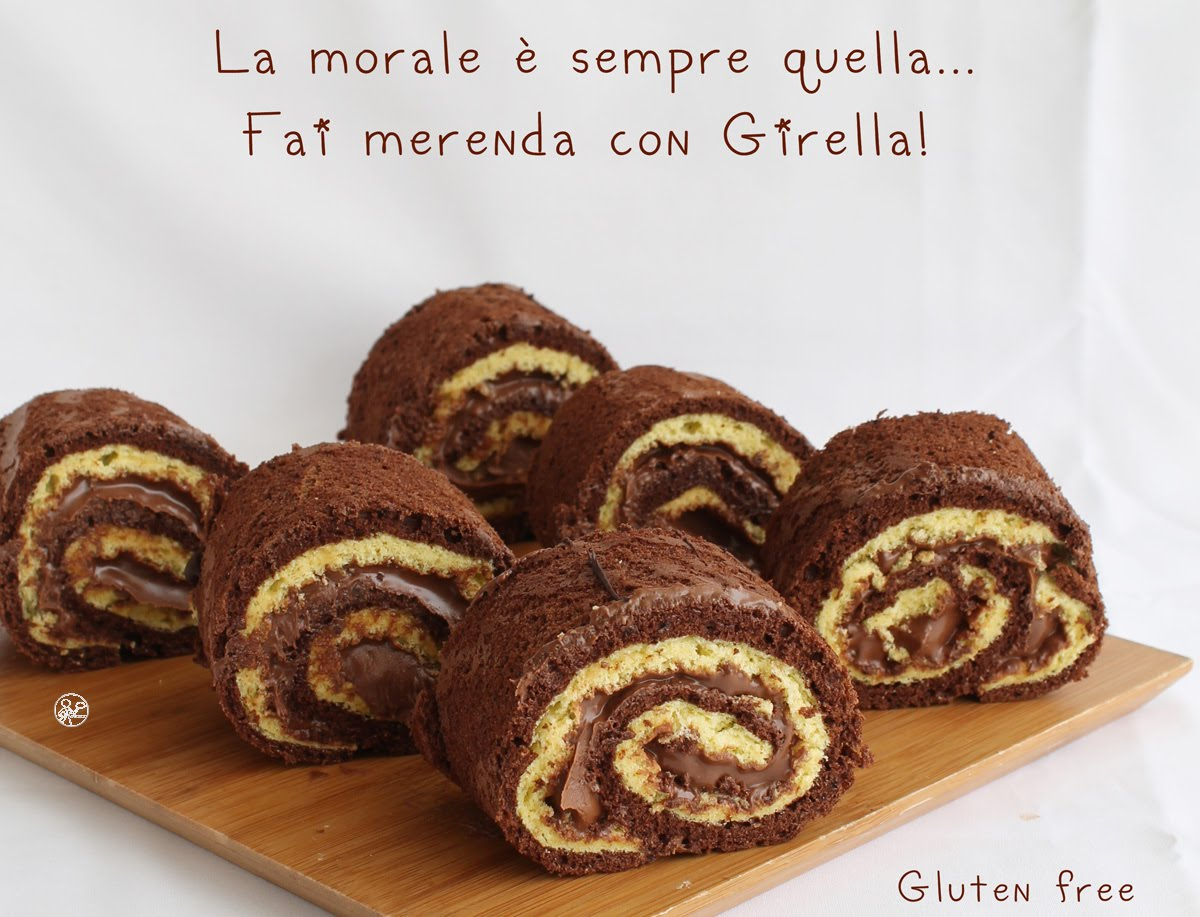 Girella sans gluten: la vidéo recette - La Cassata