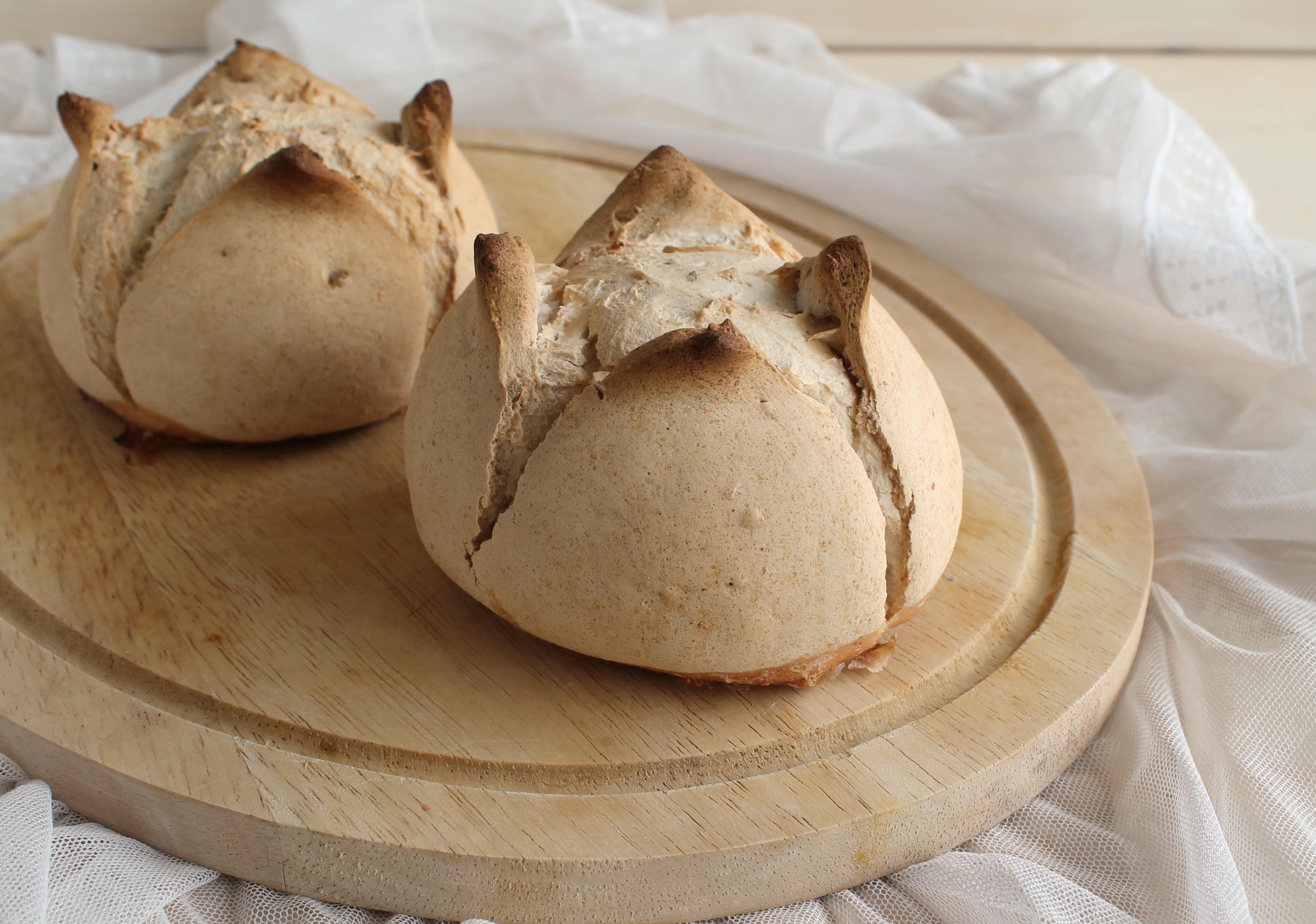 Pane da cena senza glutine e Piaceri Mediterranei - La Cassata Celiaca