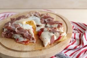 Pizza de pommes de terre sans gluten - La Cassata