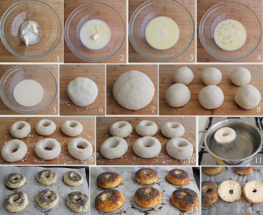 Bagel senza glutine - La Cassata Celiaca