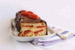 Cake de pain rassis sans gluten- La Cassata Celiaca