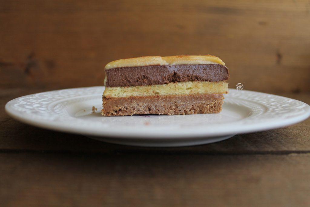 Dobos di Maurizio Santin senza glutine - La Cassata Celiaca