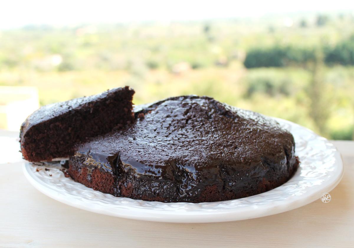 Cake Negressa sans gluten, la vidéo recette - La Cassata Celiaca
