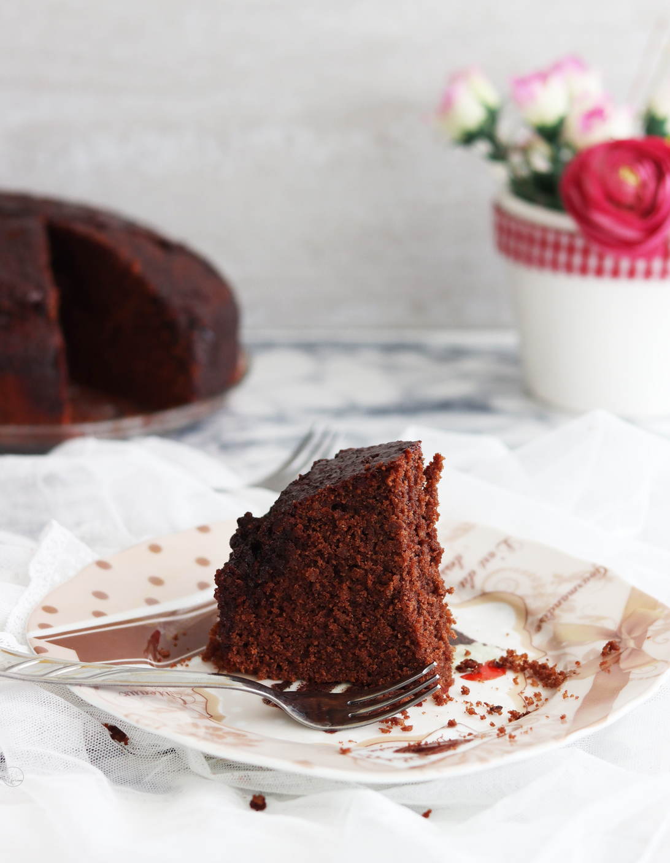 Gâteau Negressa sans gluten, la vidéo recette- La Cassata Celiaca