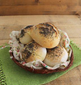 Petits pains fourrés sans gluten - La Cassata Celiaca
