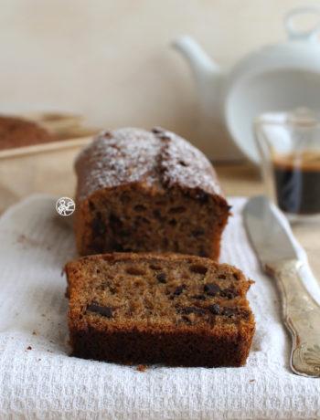 Plumcake al caffè senza glutine - La Cassata Celiaca
