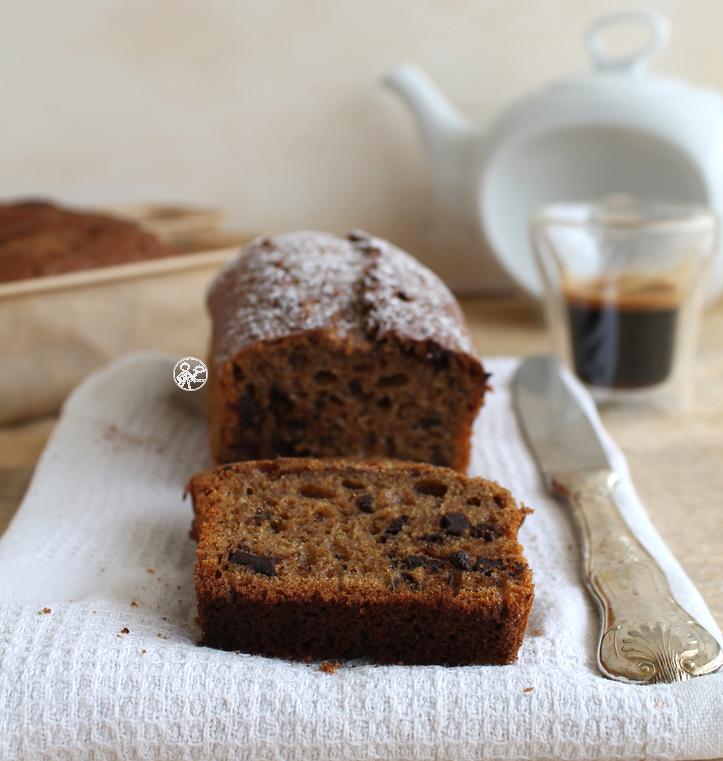Cake au café sans gluten - La Cassata