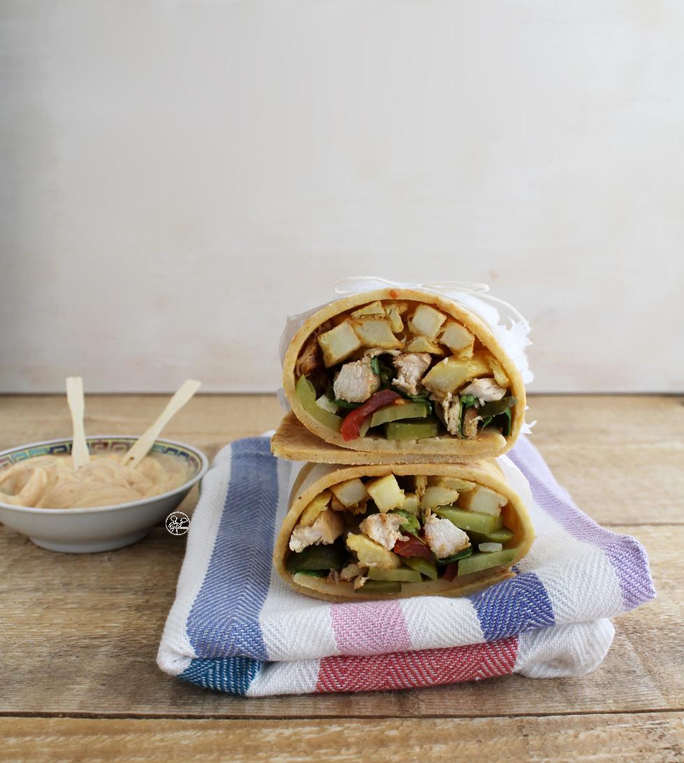 Shawerma sans gluten - La Cassata Celiaca