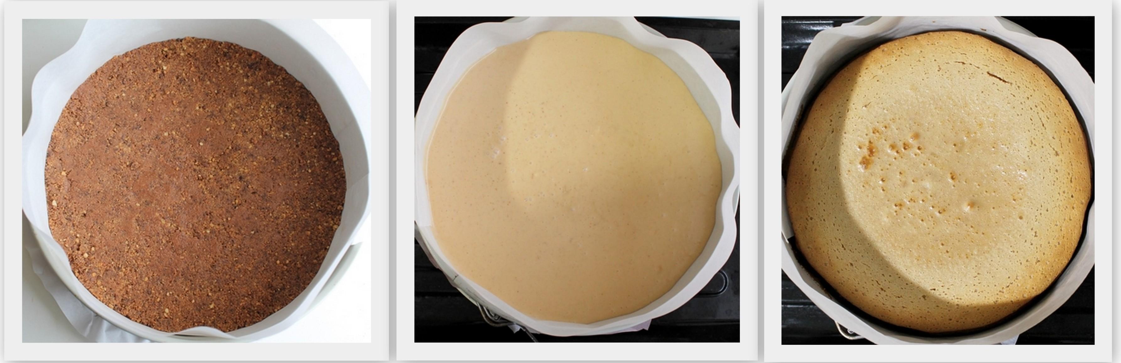 Cheesecake au beurre d'arachide et chocolat - La Cassata