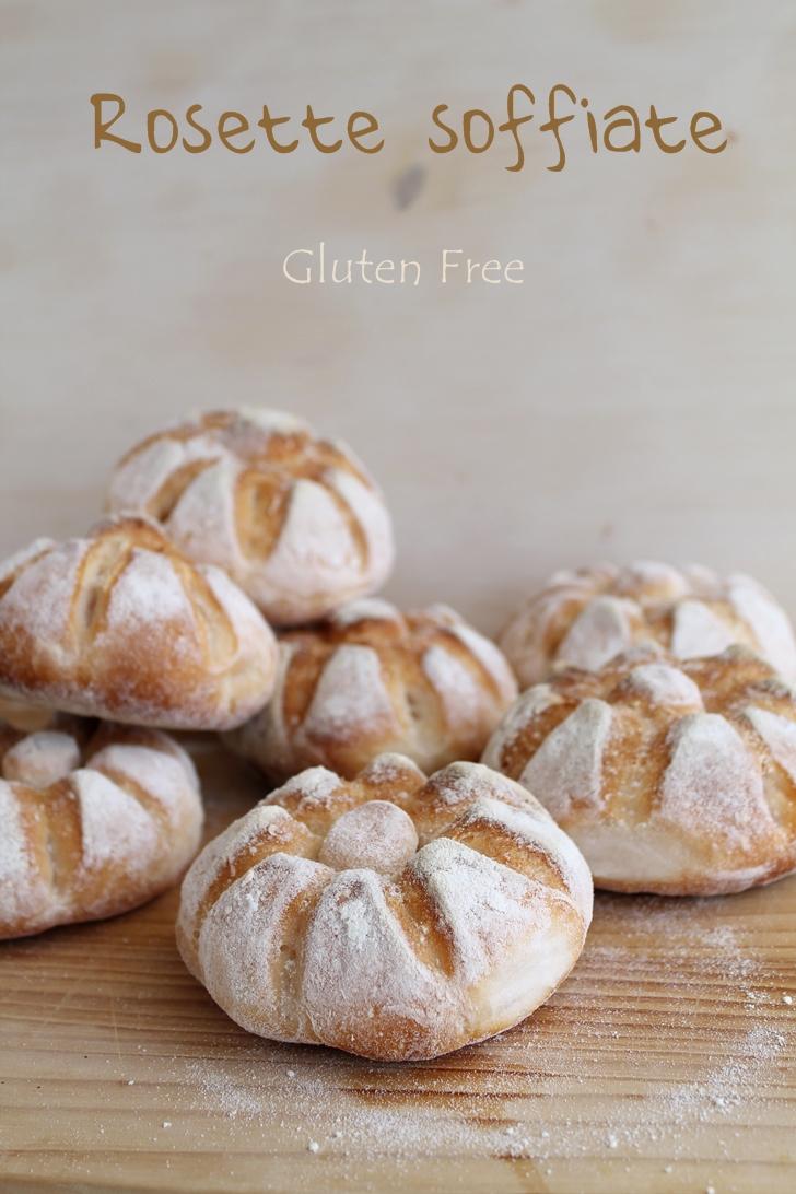 Rosette senza glutine - La Cassata Celiaca