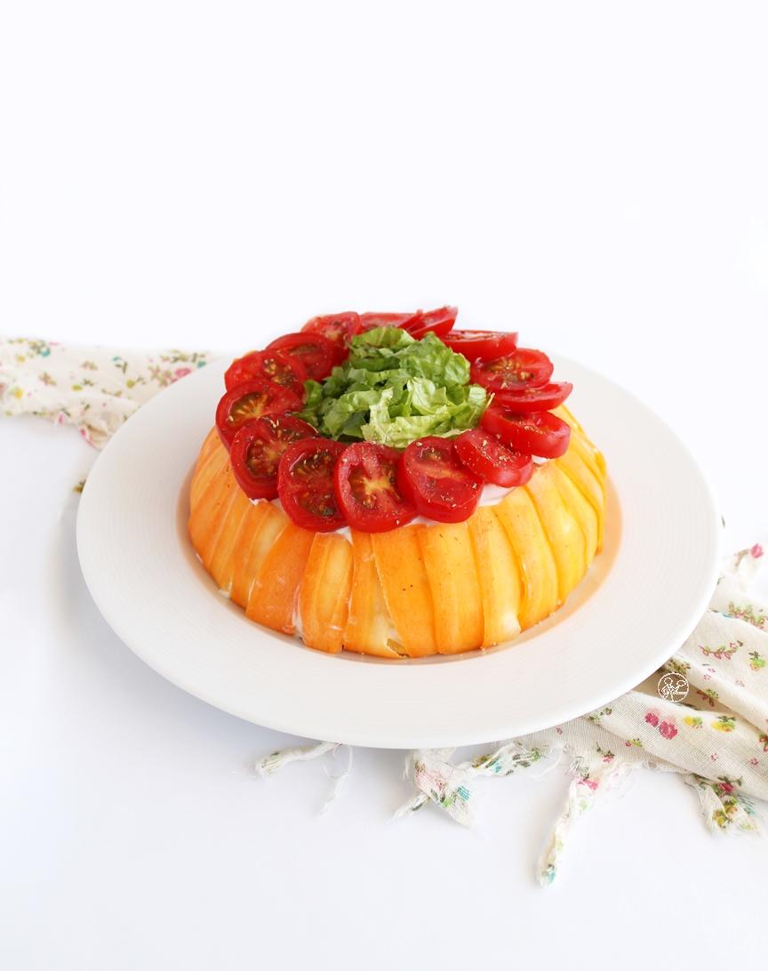Salad cake senza glutine - La Cassata Celiaca