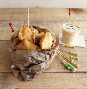 Samosa vegetariani senza glutine - La Cassata Celiaca
