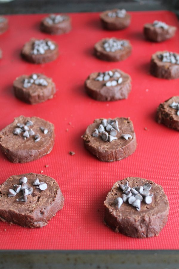 Sablés al cioccolato di Pierre Hermé - La Cassata Celiaca