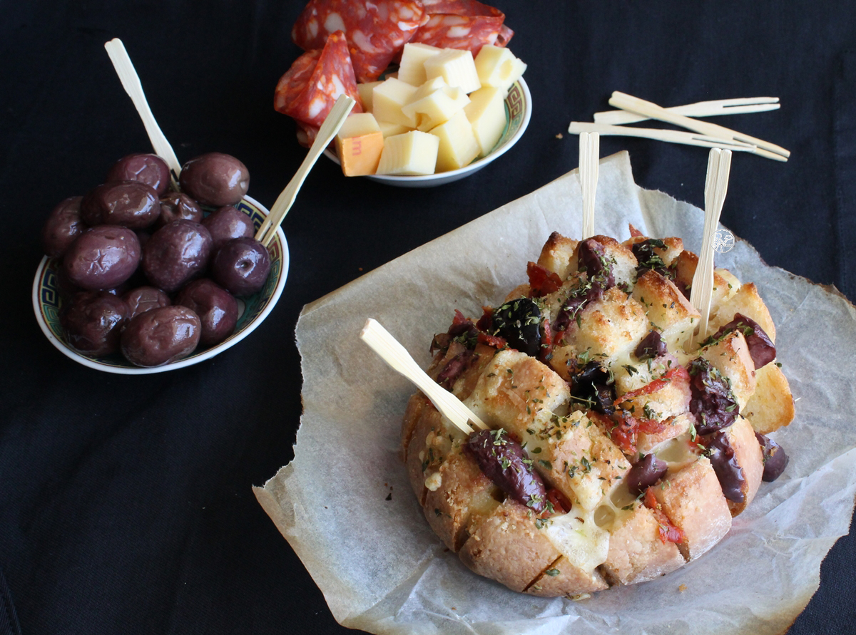 Pagnotta farcita senza glutine - La Cassata Celiaca