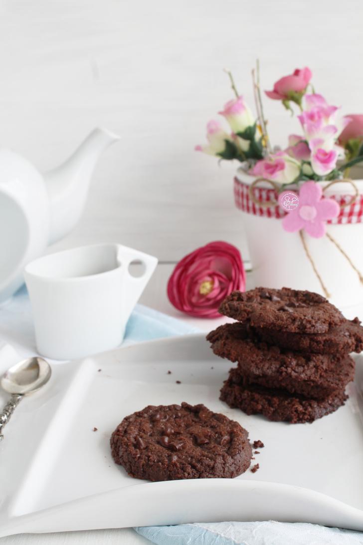 Sablés au chocolat de Pierre Hermé - La Cassata