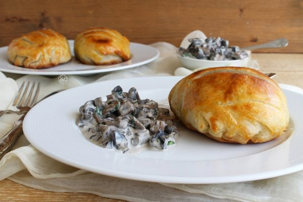 Filetto alla Wellington senza glutine - La Cassata Celiaca
