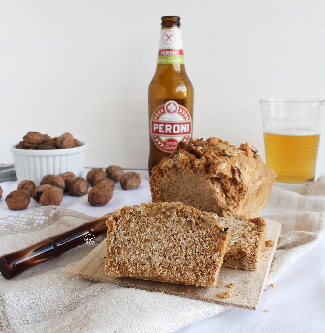 Gingerbread avec bière Peroni Sans Gluten - La Cassata Celiaca