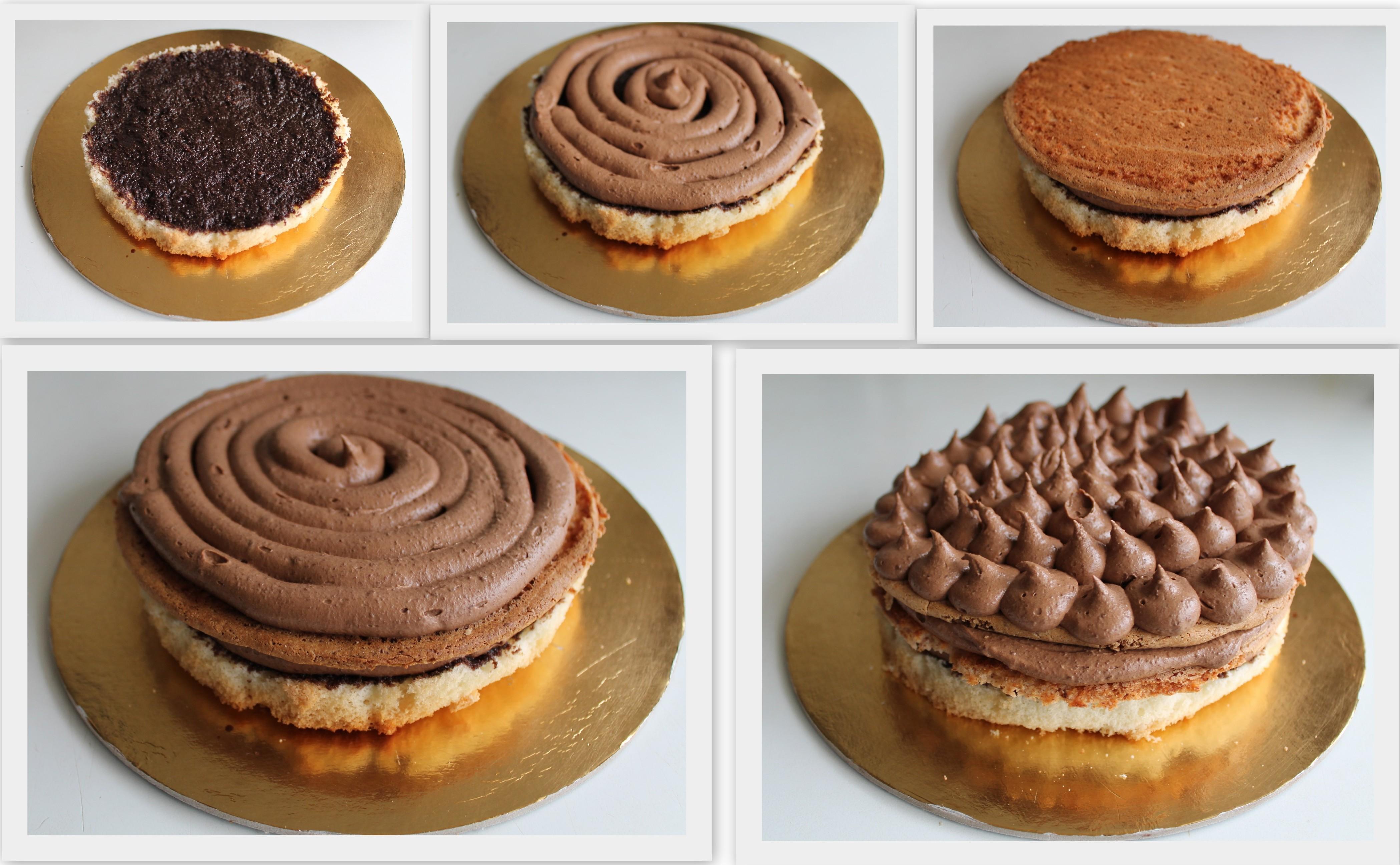 Chococake senza glutine - La Cassata Celiaca