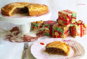 Galette des rois sans gluten pour Noël - La Cassata Celiaca