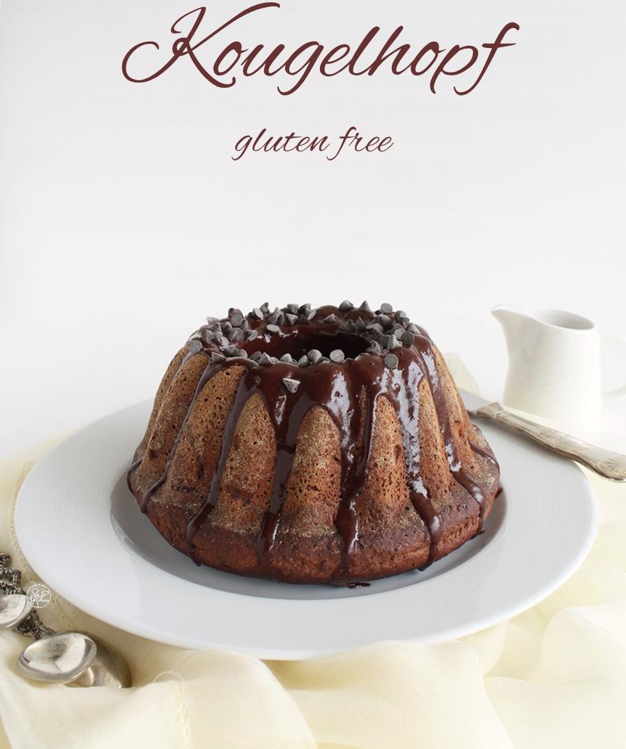 Kougelhopf al cacao senza glutine- La Cassata Celiaca
