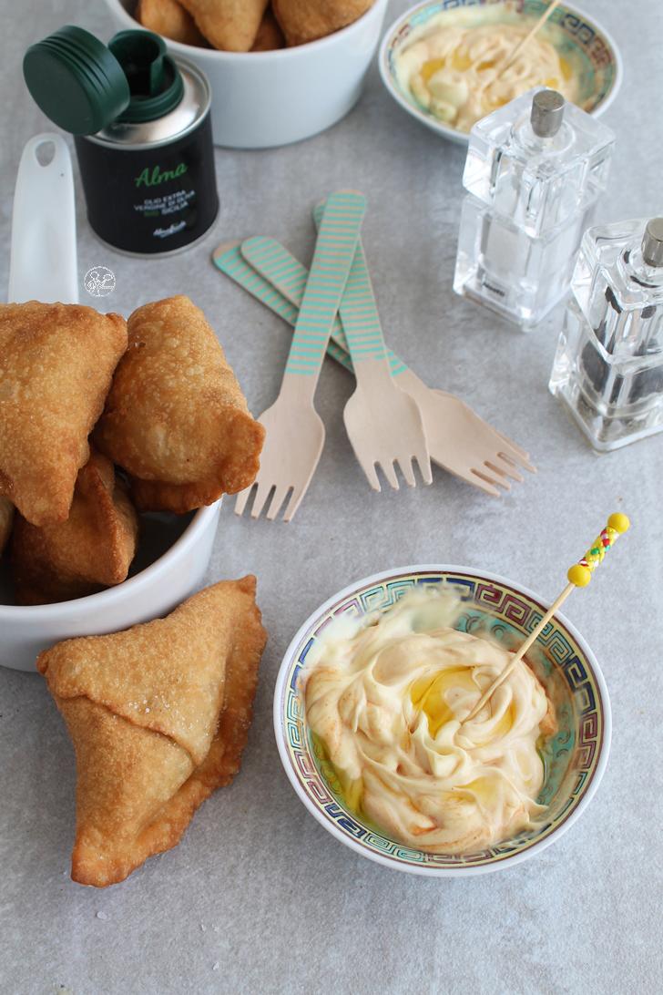 Samosa sans gluten: la vidéo - La Cassata Celiaca