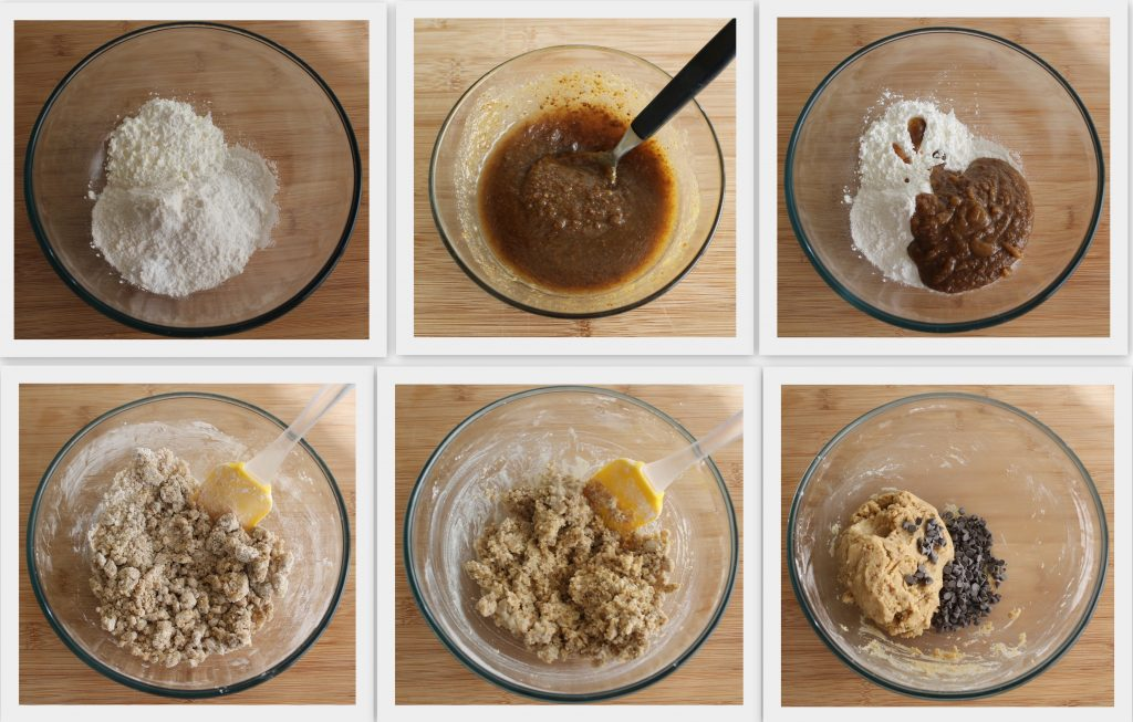 Cookies con Nutella e cioccolato senza glutine - La Cassata Celiaca