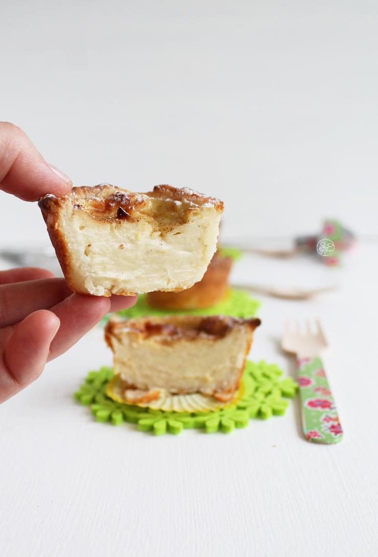 Pastéis de nata sans gluten - La Cassata Celiaca