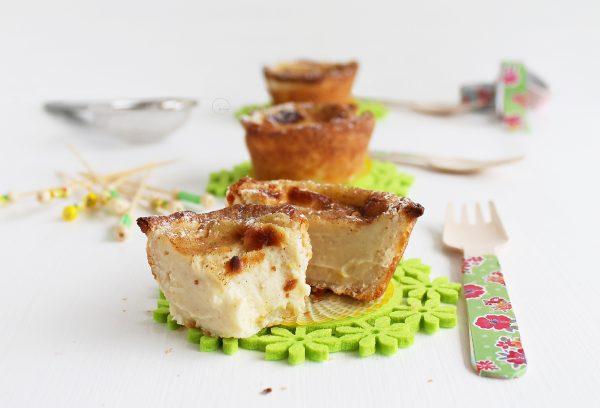 Pasteis de nata gluten free - La Cassata