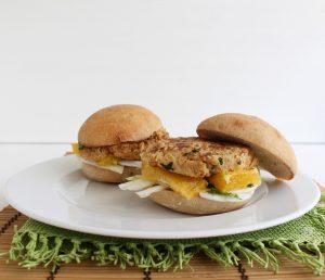 Soia Burger senza glutine- La Cassata Celiaca