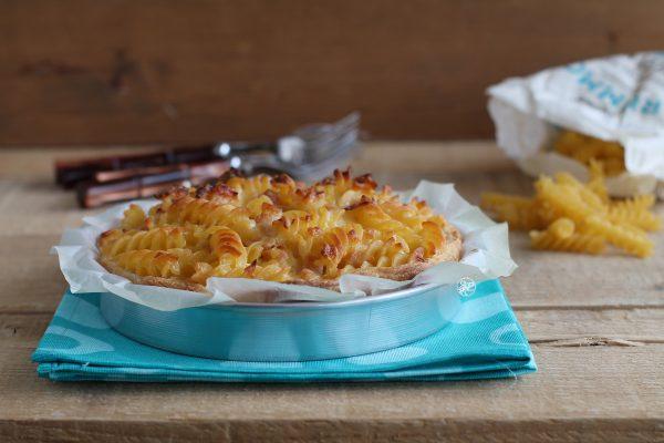 Crostata di sfoglia e pasta senza glutine - La Cassata Celiaca